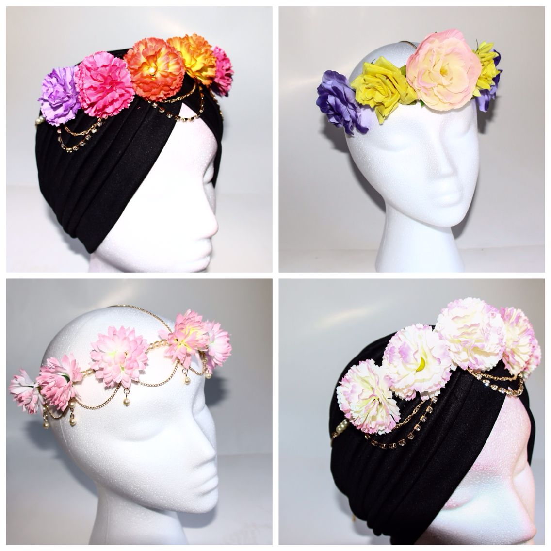 Last Day To Get Your Halloween Flower Crowns For 25 Off With Code