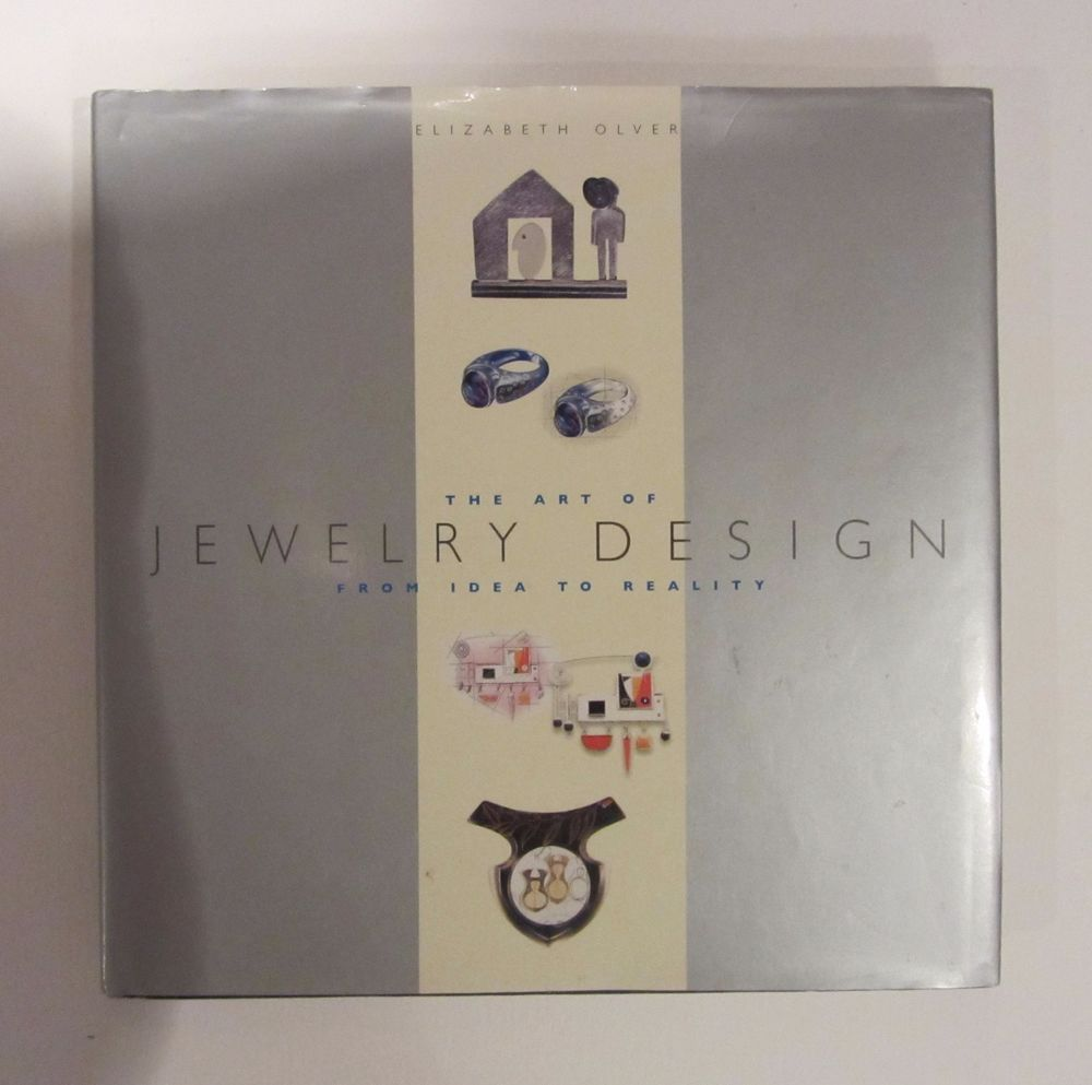 The Art of Jewelry Design US 1250 Good in Books Textbooks