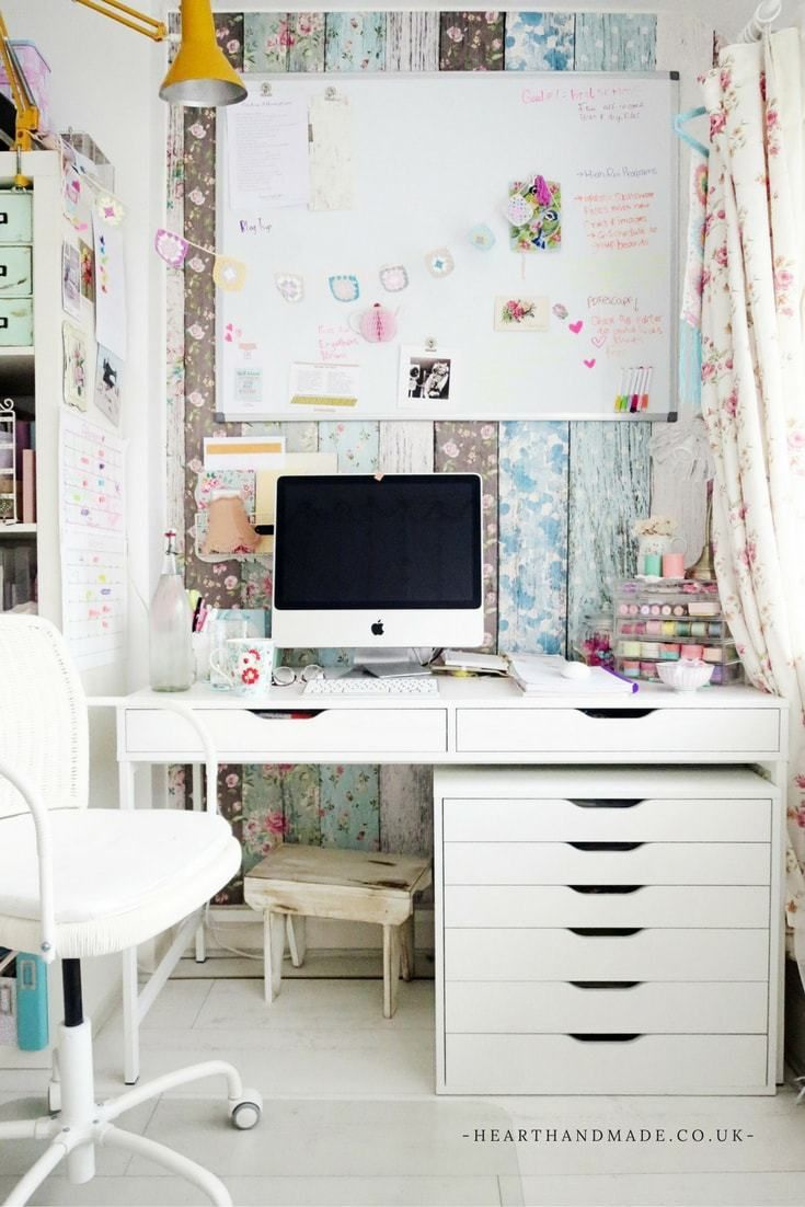 How To Create A Craft Room Guest Room Combo! | Pinterest | 10 ...