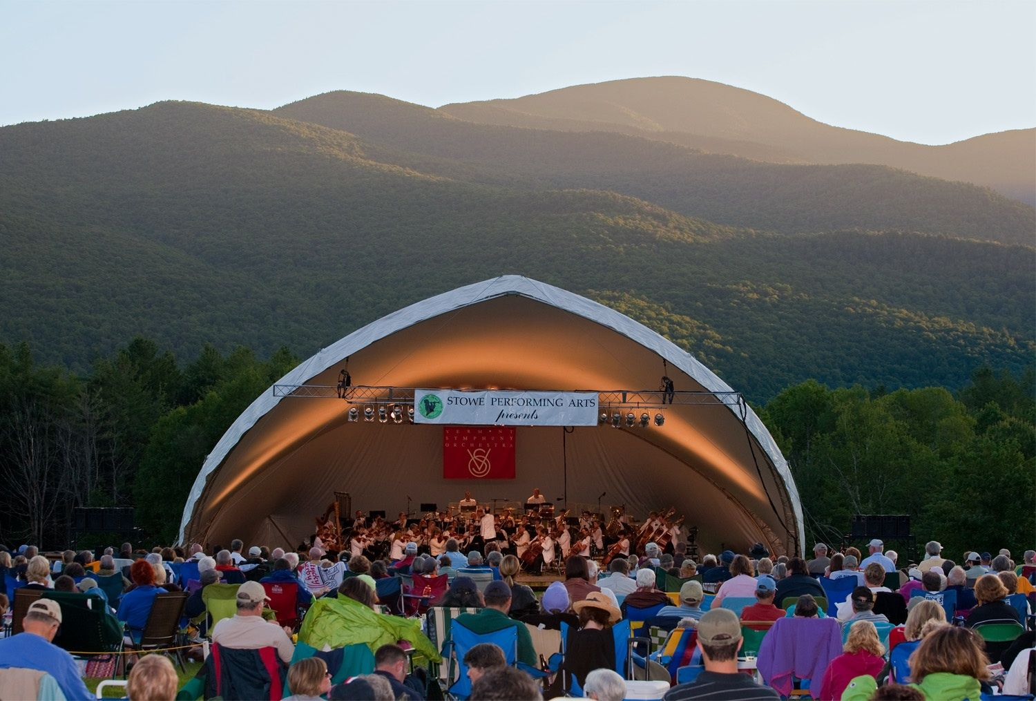 Stowe Performing Arts Center, Stowe, VT | Oh, the places I\u0027ve been ...