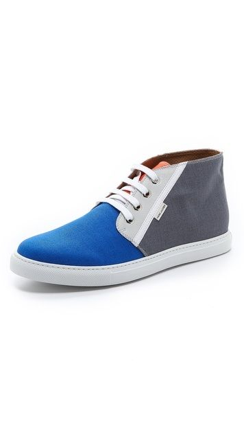Marc Jacobs High Top Sneakers. $595.00. #fashion #men #shoes #sneakers
