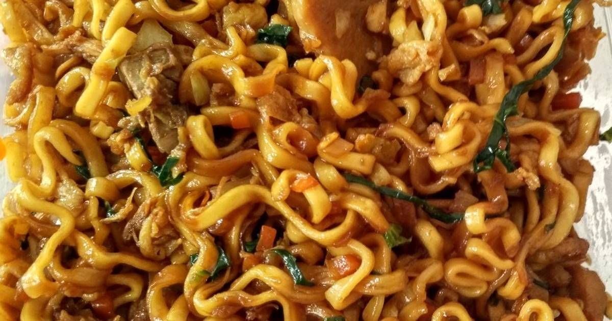 Resep Mie Goreng Istimewa Oleh Nurcholis Bp Recipe Recipes Food Black Eyed Peas