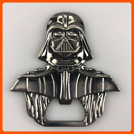 Star Wars Lord Darth Vader Key chain Bar Metal Alloy Beer Bottle Cap Opener Gift
