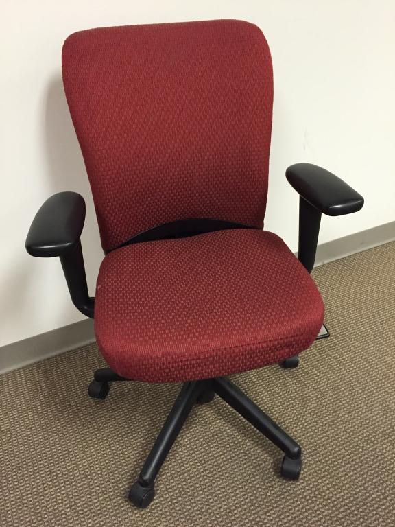 haworth task office chair priced under 75 wow great option for