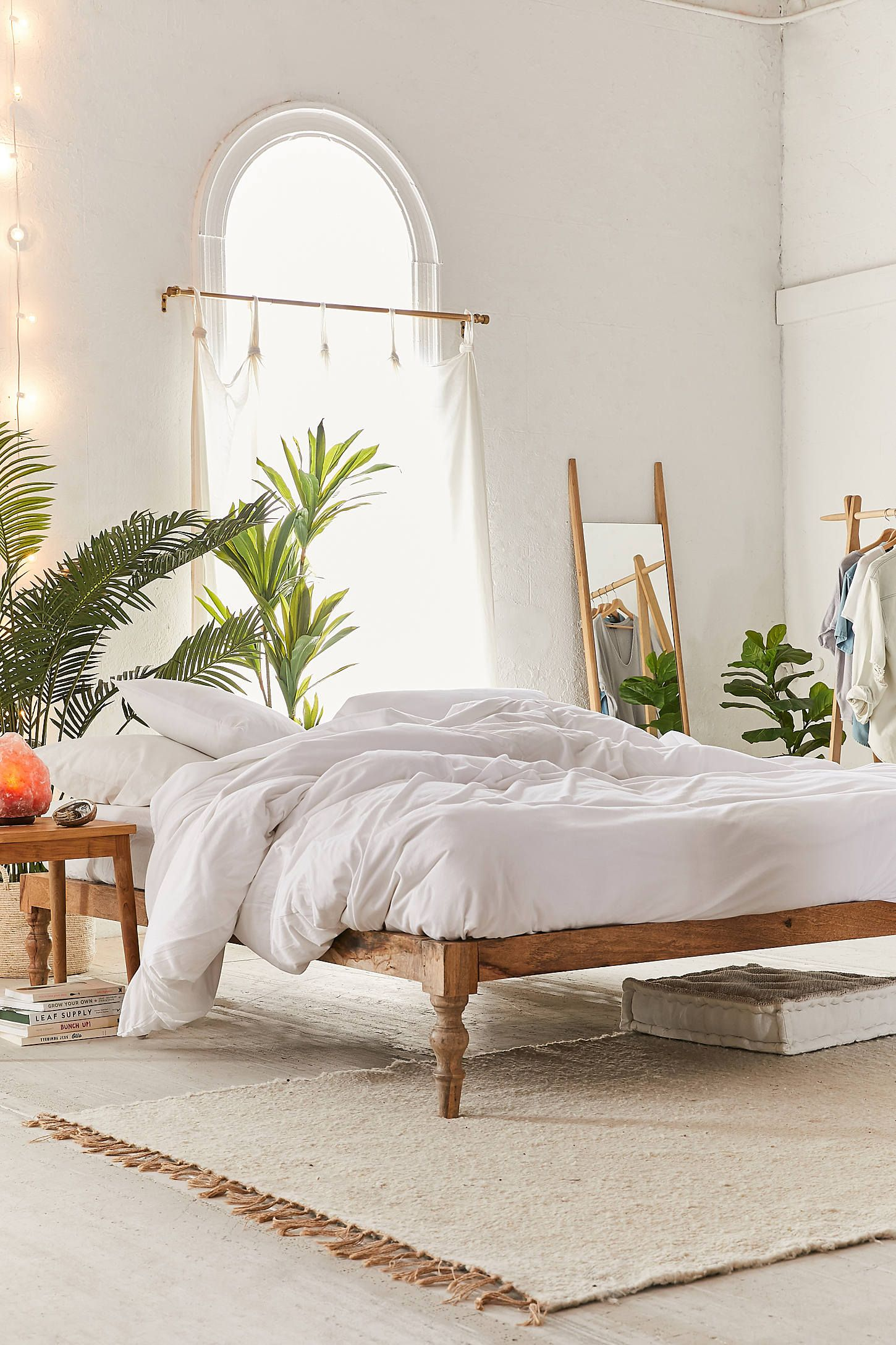 Urban Outfitters Bohemian Platform Bed | Furniture ...