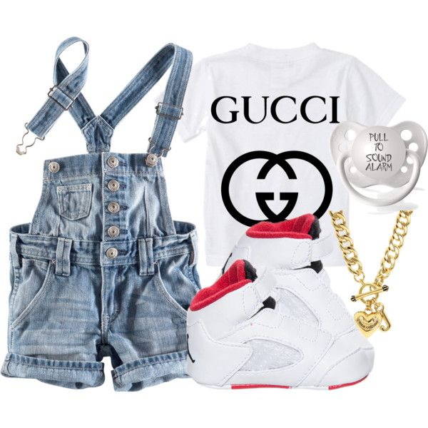 Baby Gucci Babies Cute Baby Clothes Gucci Baby Baby Swag