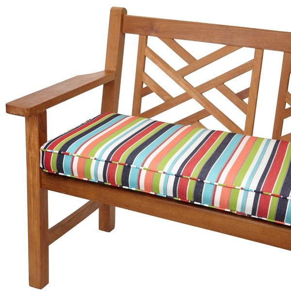 outdoor cushions for benches