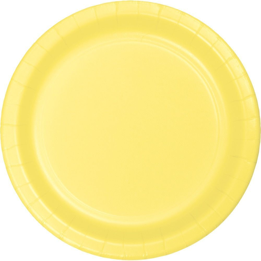 creative touch of color dinner plates mimosa case of 240 products