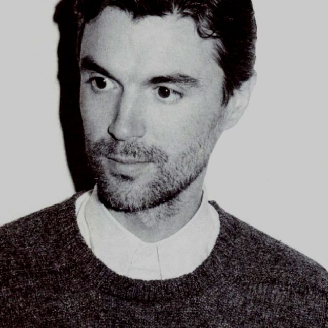 David Byrne is 60 this year. I don't care...he is still a fox. Oh yeah, and musical genius.