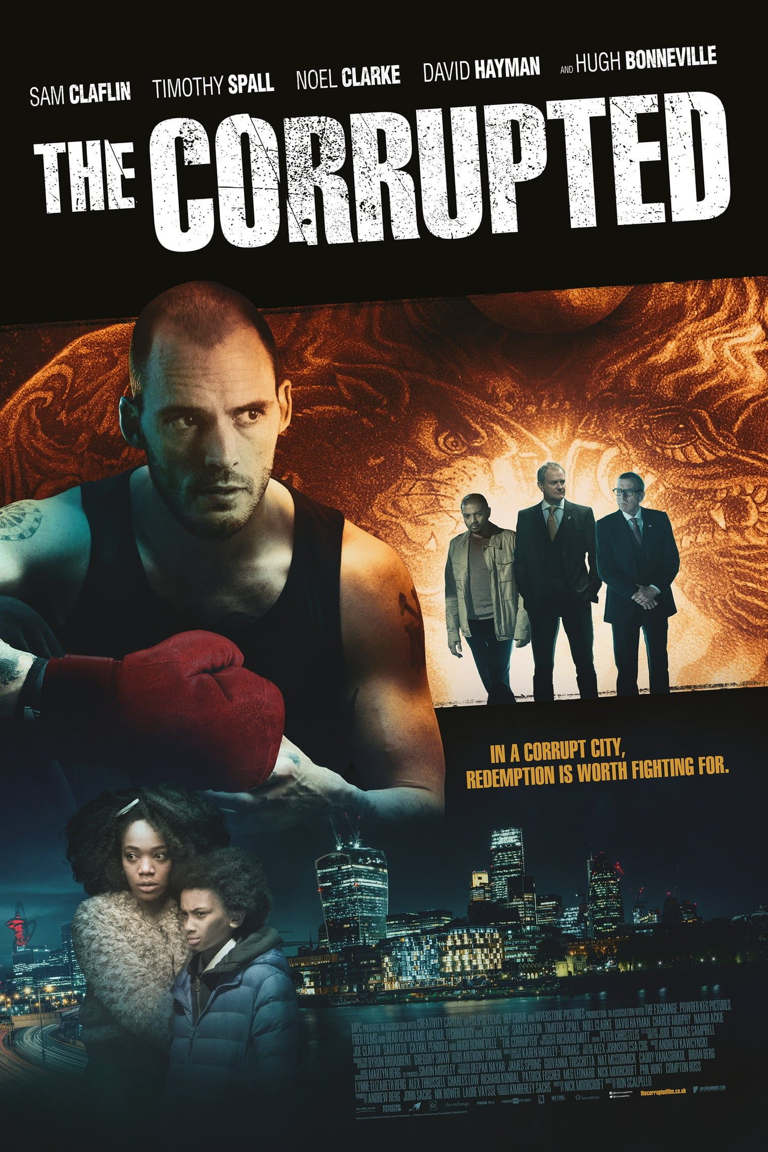 The Corrupted 2019 Streaming Ita Cb01 Film Completo Italiano