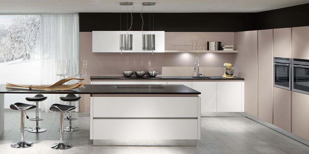 BEECK KÜCHEN Living space kitchen Our concept, the LIVING SPACE - nobilia küchen qualität