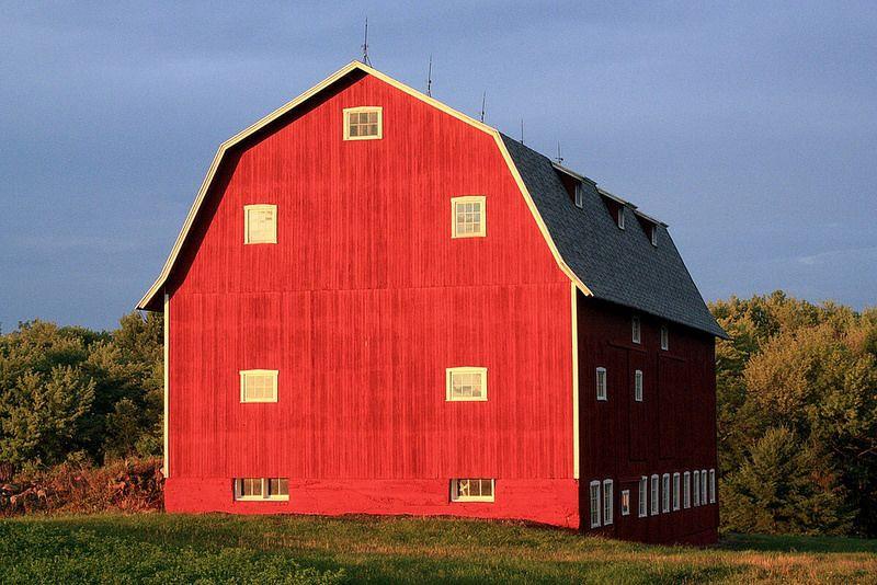 Untitled   by emilyjudithrey   Barn, Red barn, Old barns