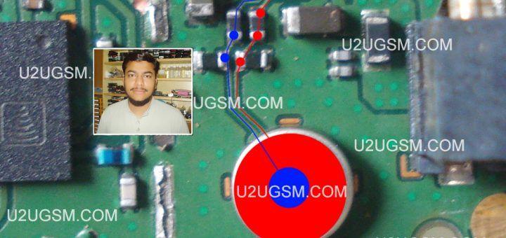Nokia 220 Mic Solution Jumper Problem Ways Microphone in