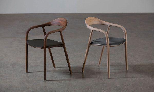 designers Rudjer Novak Mikulic & Marija Ruzic is part of Dining table chairs -