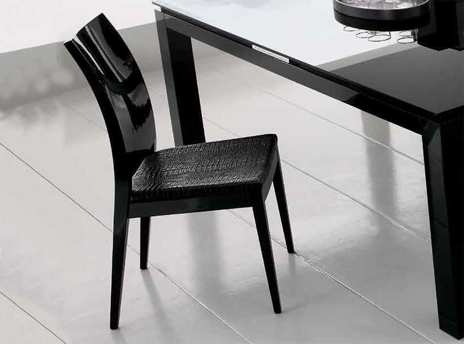 Diamond Dining Chair by Rossetto - $48200 Dining Chairs  Side