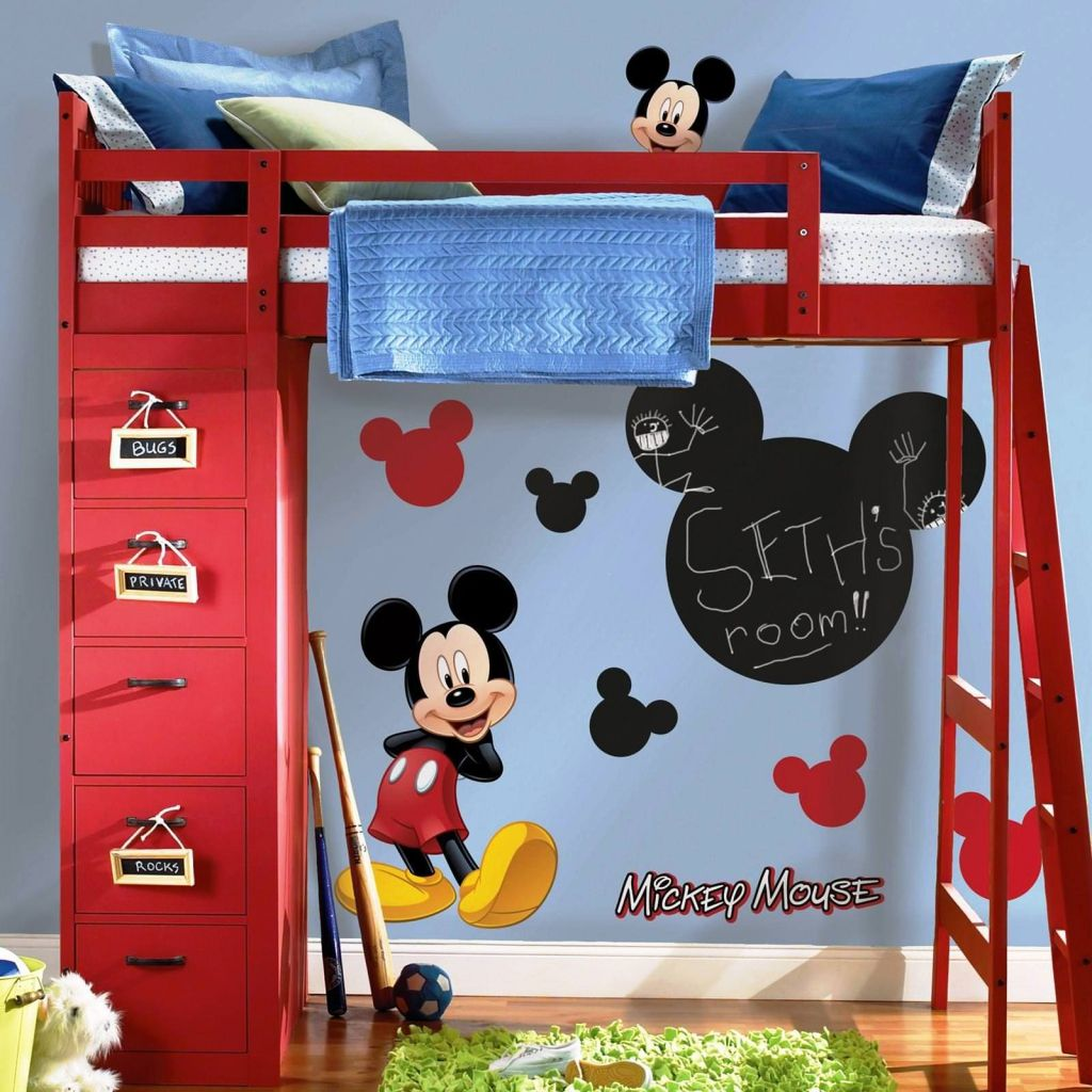 mickey mouse clubhouse bedroom furniture luxury bedrooms interior rh pinterest ca Mickey Mouse Clubhouse Wall Murals Mickey Mouse Clubhouse Label