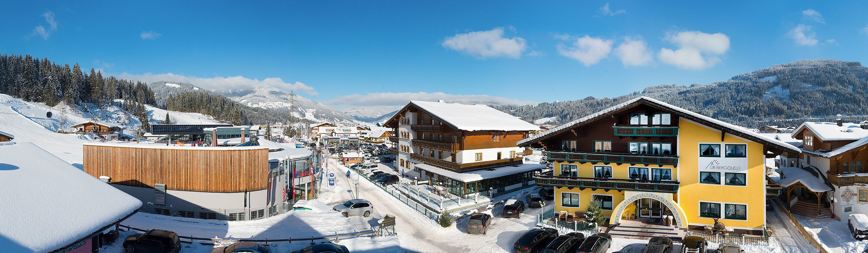 Winterurlaub im B&B Hotel Die Bergquelle Flachau Salzburg
