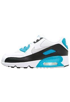 sports shoes 3d95c a990c Nike Sportswear - AIR MAX 90 - Joggesko - whiteneutral greyblack