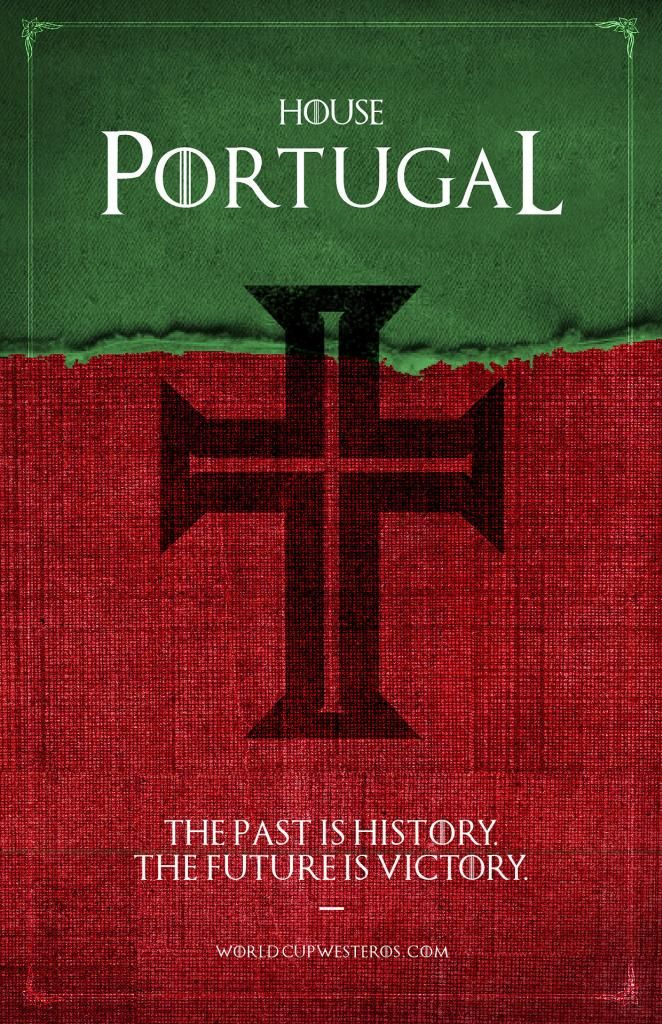 Game of Thrones #Portugal