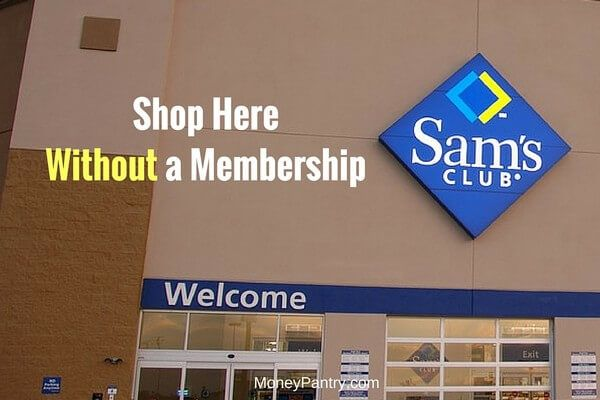 7 Smart Ways to Shop at Sam's Club for Free Without a