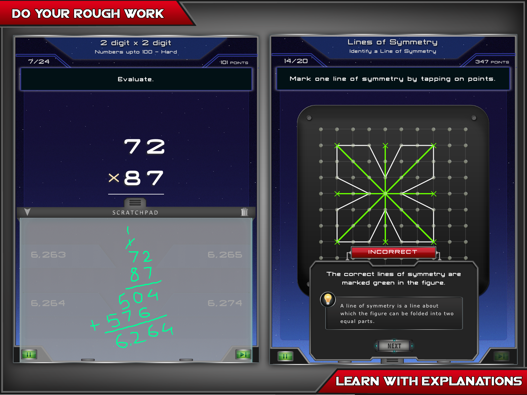 With 140 Adaptive Worksheets With Virtually Infinite