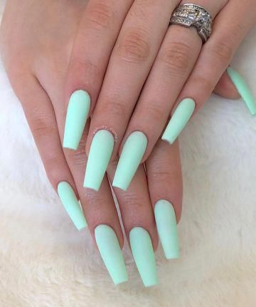 9 Badass Ways to Wear Pastel Nail Polish