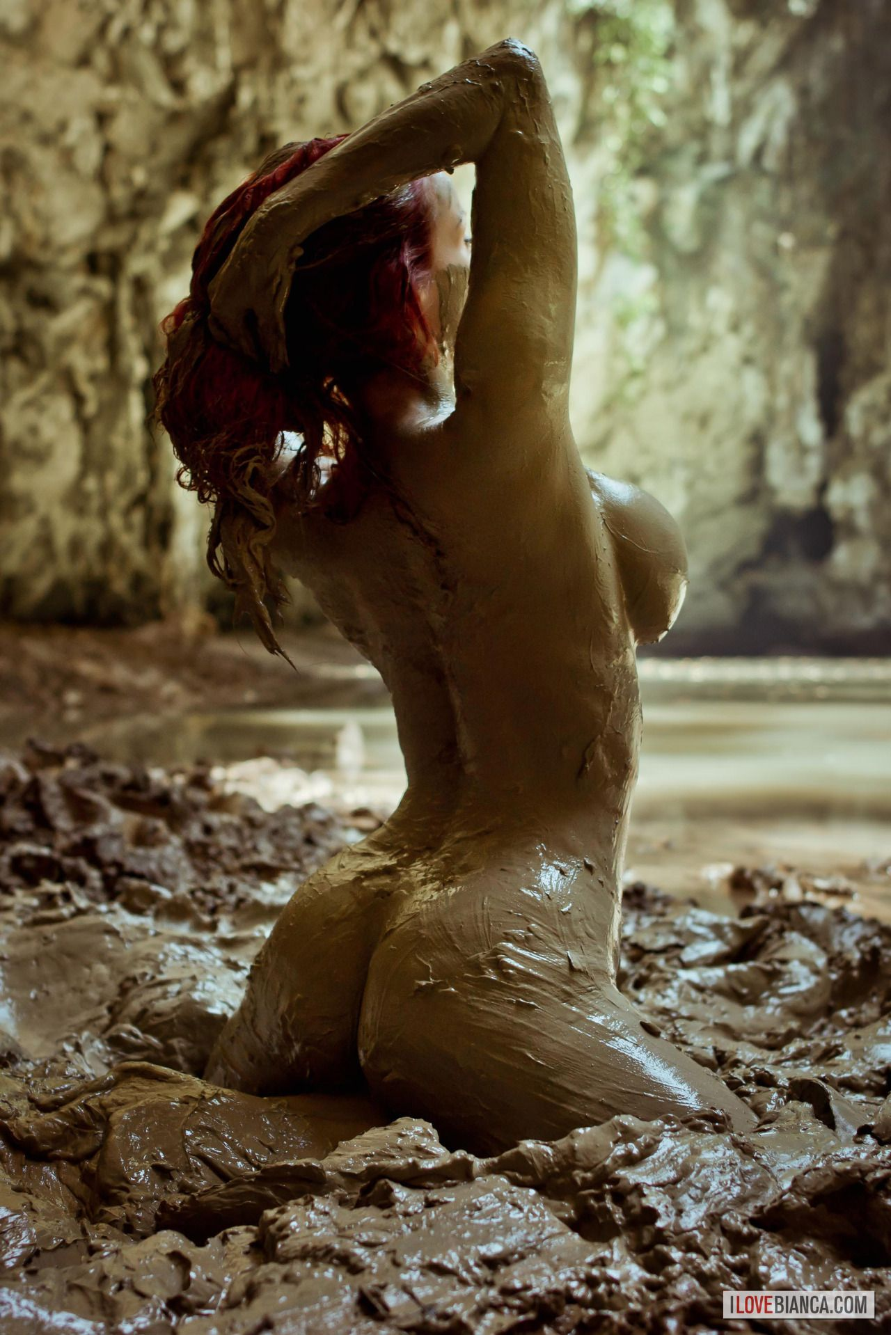 Nude Mud Men  Hot Girl Hd Wallpaper-5856