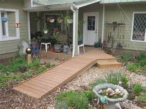 Front Entry Wheelchair Ramp Wheelchair Access Deck Ramp Wheelchair Wheelchair Ramp Outdoor Ramp Wheelchair Ramp Design