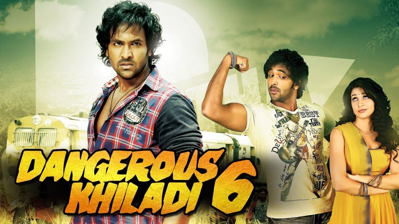 Watch Dangerous Khiladi 6 Full Hd Hindi Dubbed Movie Here At
