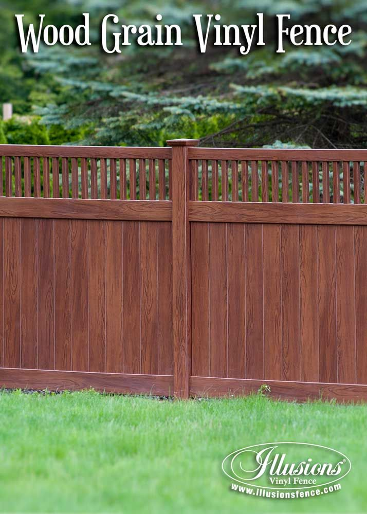 Amazing Images Of Pvc Vinyl Fence Panels Gates And Sections From Illusions Vinyl Fence If You Re Looking Vinyl Fence Panels Vinyl Fence Vinyl Privacy Fence