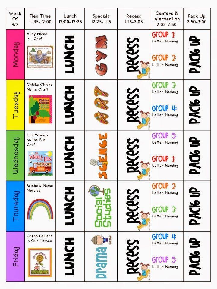 Mrs. Riccas Kindergarten Classroom Library amp Lesson Plans, Mrs. Riccas Kindergarten Classroom