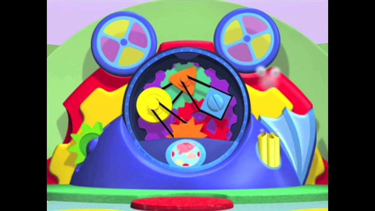 5 x Mickey Mouse Clubhouse Hot Dog song - in HD! The kids ...
