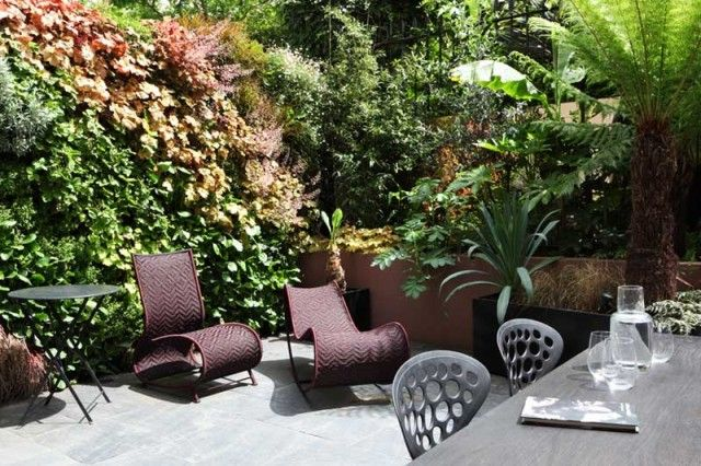 Jardines de ensueño Outdoor spaces and Spaces - jardines de ensueo