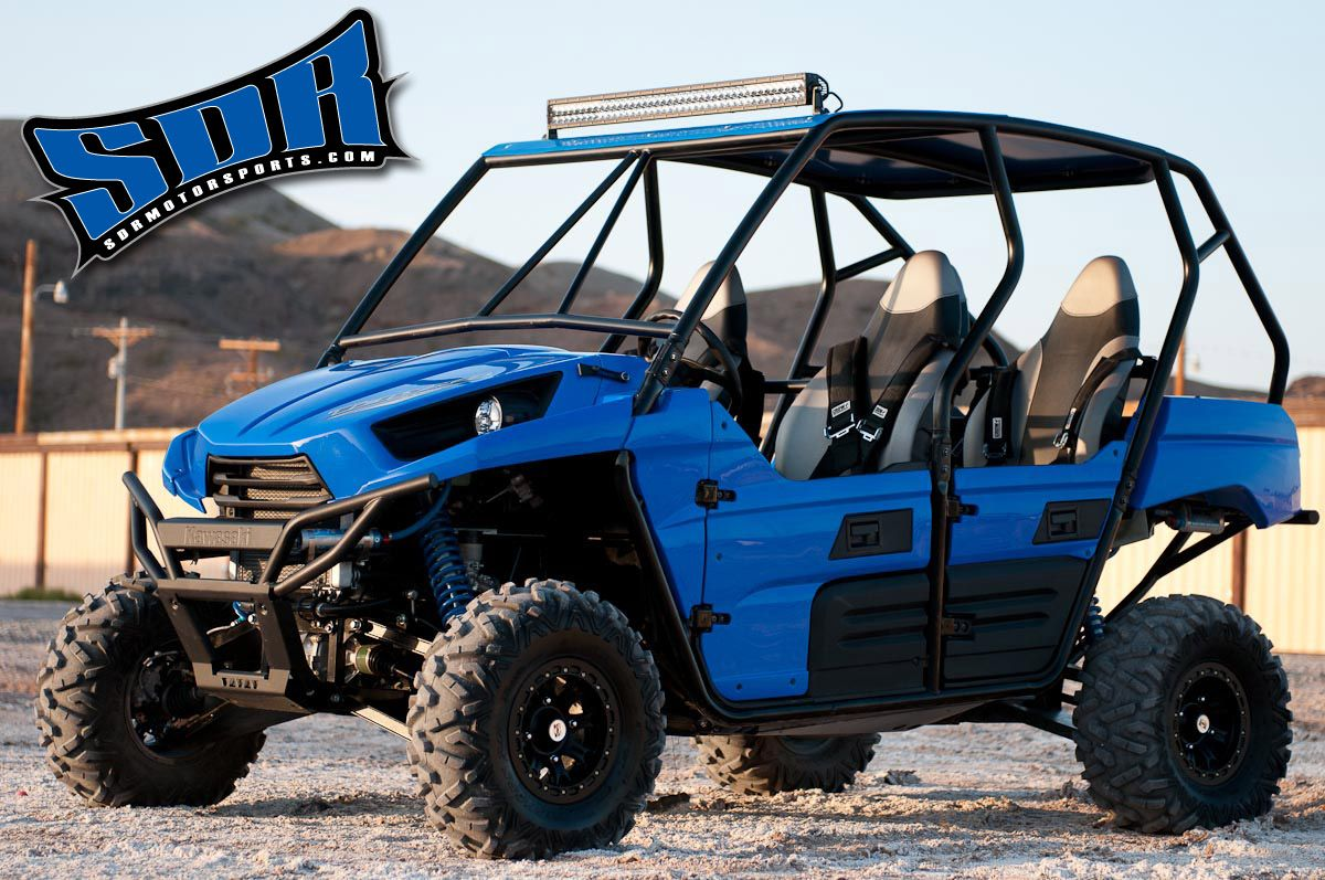 teryx 4 | Teryx 4 Cage by SDR Motorsports - Kawasaki Teryx