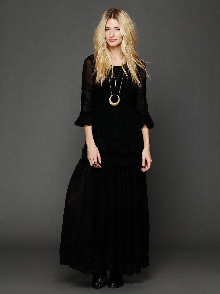 DRESSES - 3/4 length dresses Free People 99c8o