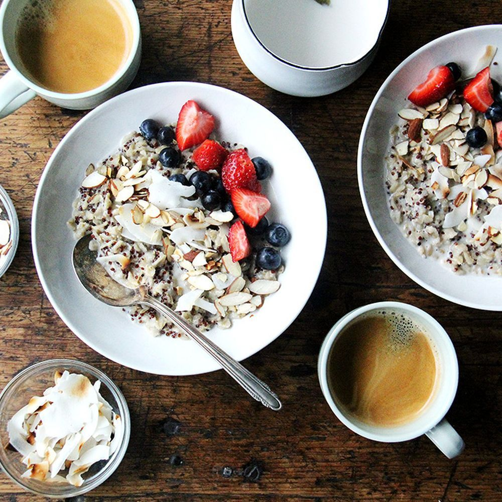 A Little Spice Goes a Long Way With This Vegan Breakfast Porridge on Food52