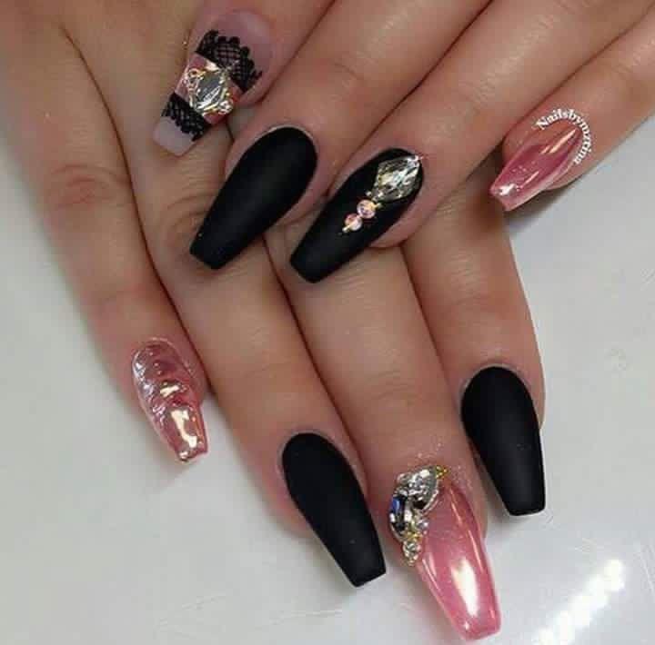 Pin de Ambar De La Rosa en Esmalte para uñas | Pinterest | Arte de ...