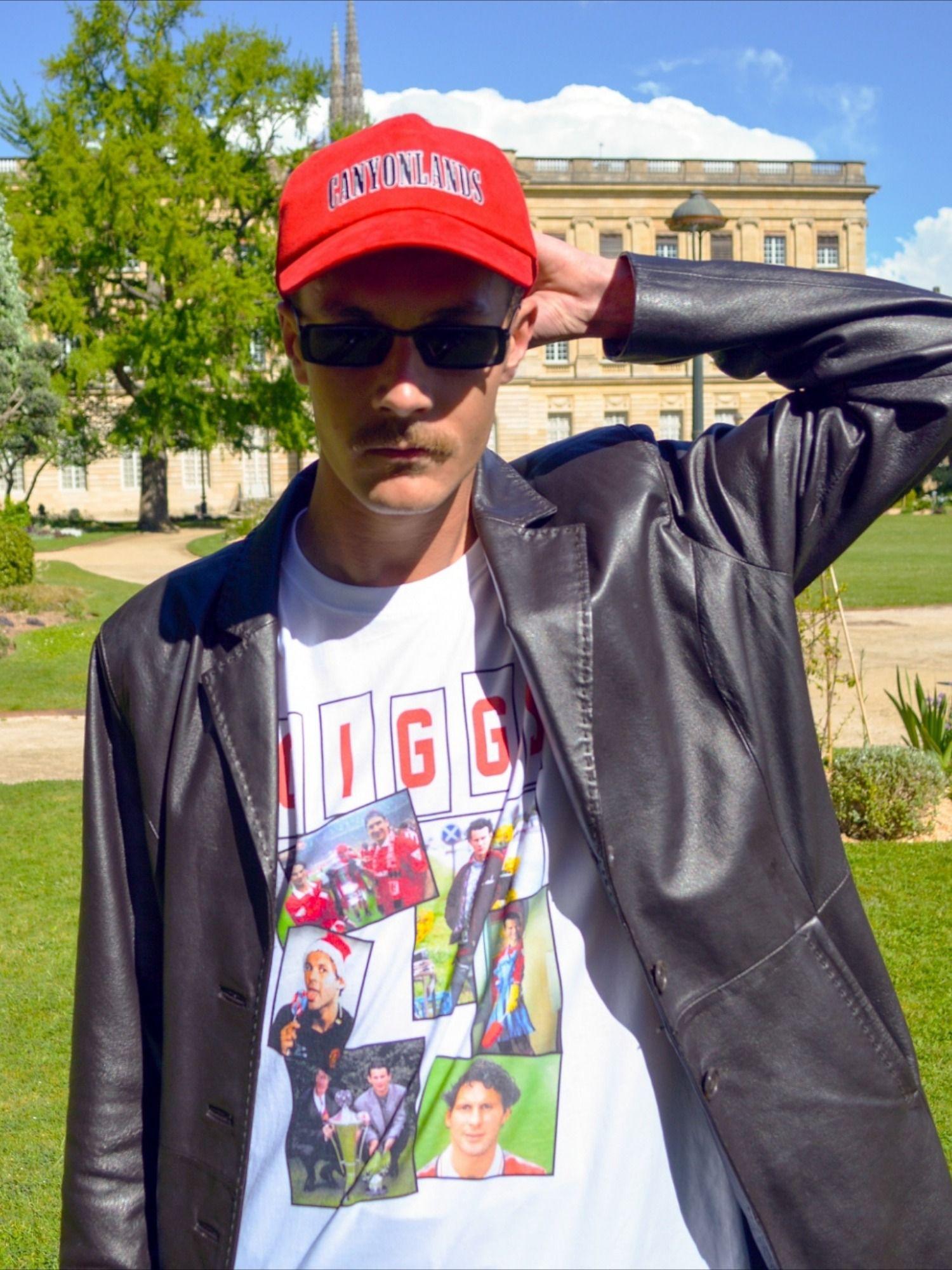 Ryan Giggs - RFG Tee #mufc #manchesterunited #giggs #soccer