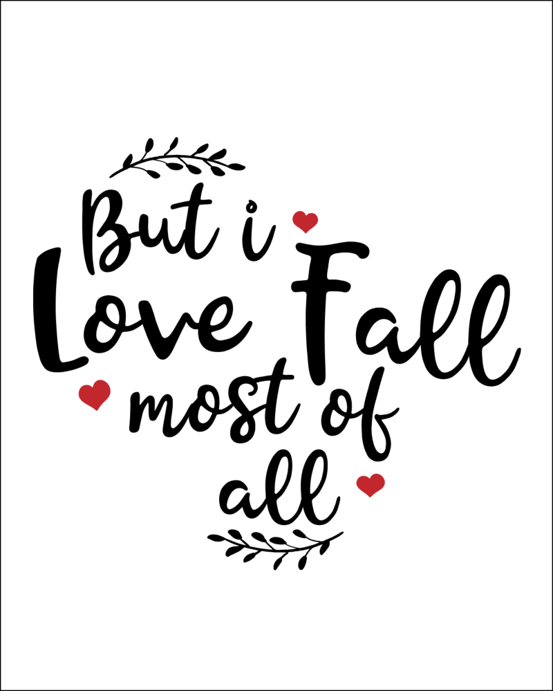 Cute Fall Quotes For Instagram: Fall Quotes Free Printables For Autumn