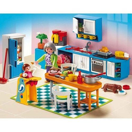 Playmobil Cuisine Playmobil Sets Grand Kitchen Playmobil
