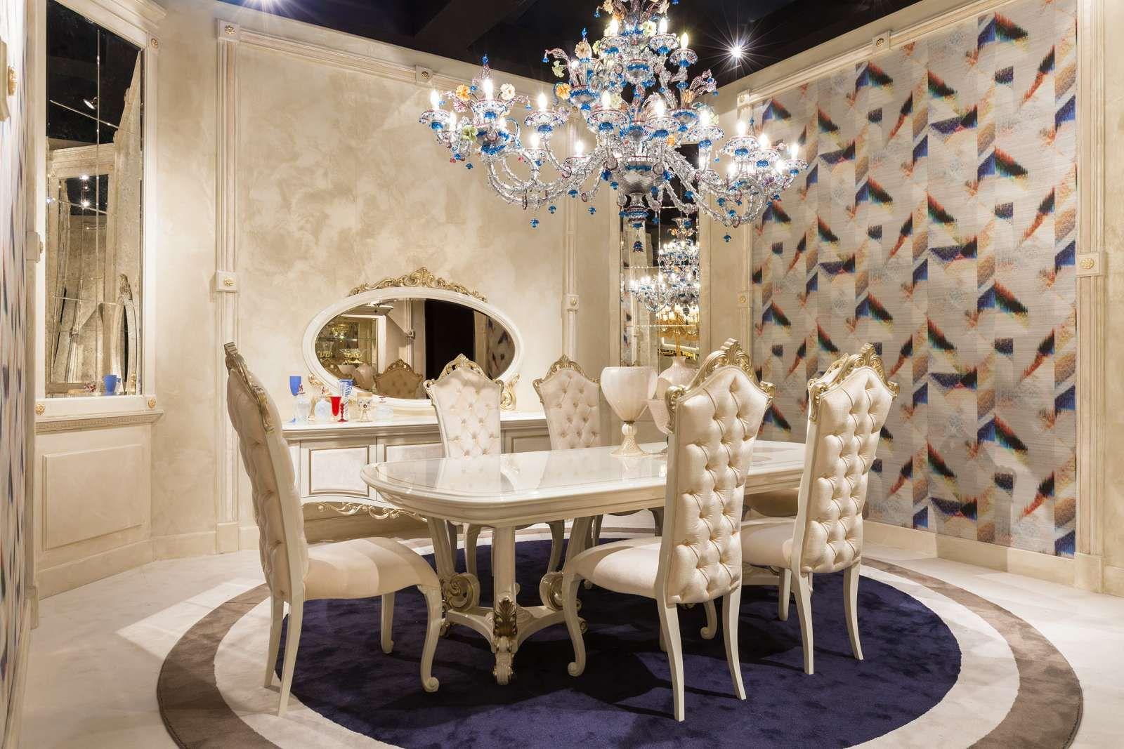 Mobili Pranzo ~ Sala da pranzo stile veneziano