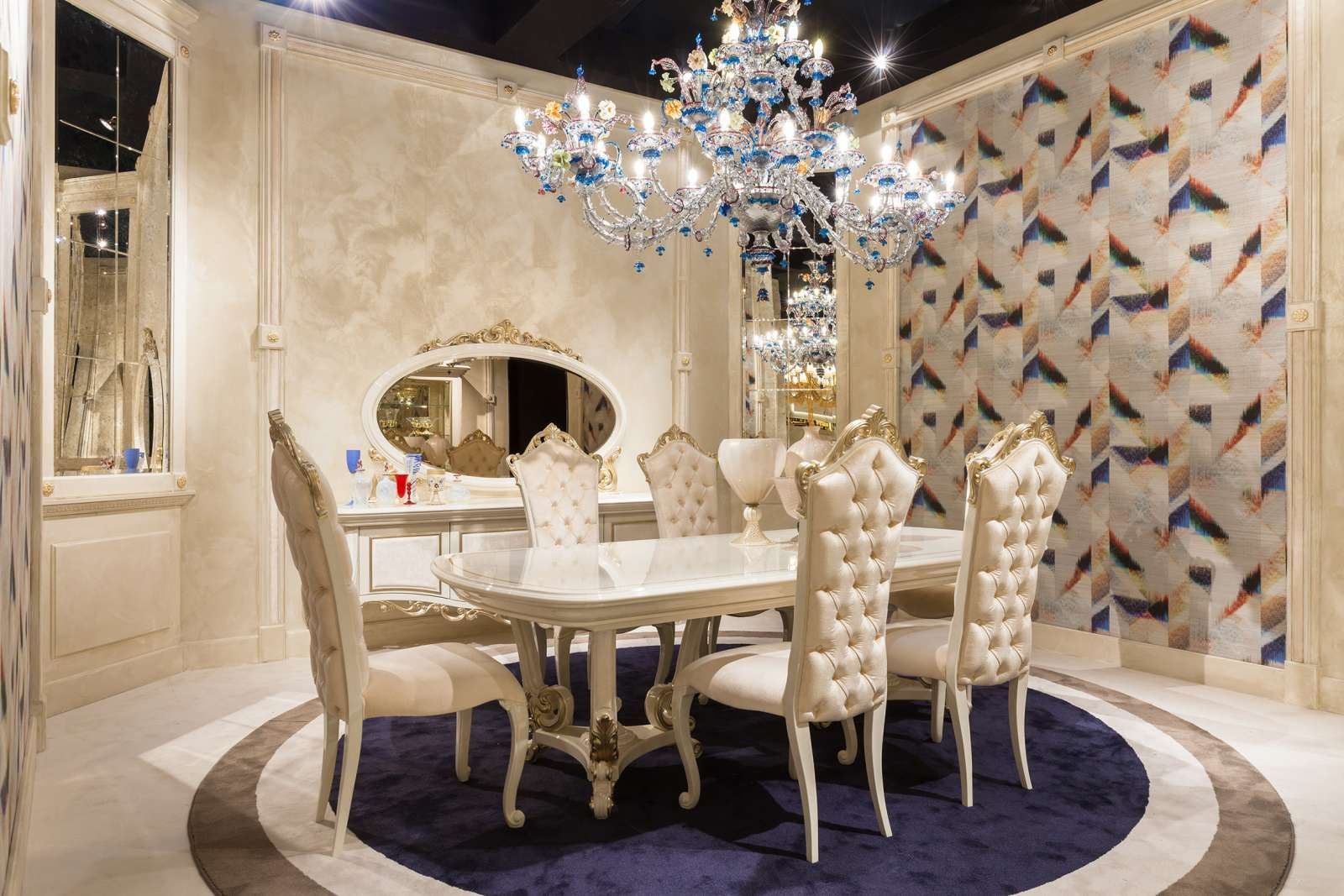 News turri the art of living mobili interni for Mobili italiani design