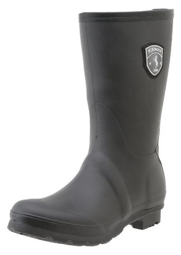 Kamik Jenny Damen US 11 Schwarz Regenstiefel EU 43 - Stiefel für frauen  ( Partner a5b06bc856