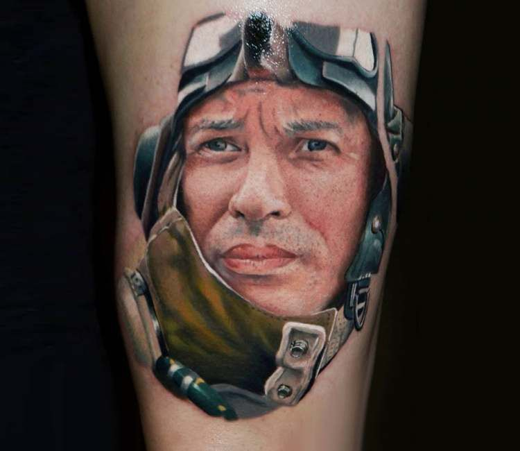 Dunkirk movie tattoo by tattoo zhuzha tattoos dunkirk