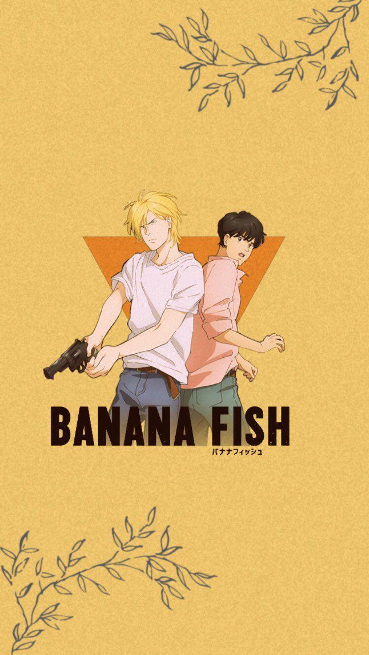 banana fish wallpaper | Fish wallpaper, Anime films, Cute ...