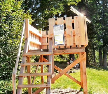 Theme trail for Kids in Zug valley