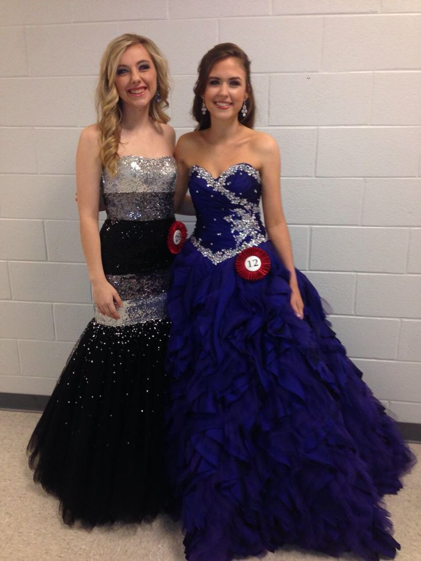 High School Pageant Dresses
