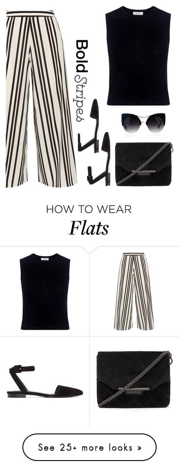 """""""Untitled #732"""" by jovana-p-com on Polyvore featuring Alexander Wang, rag & bone, Alice + Olivia, A.L.C. and bold"""