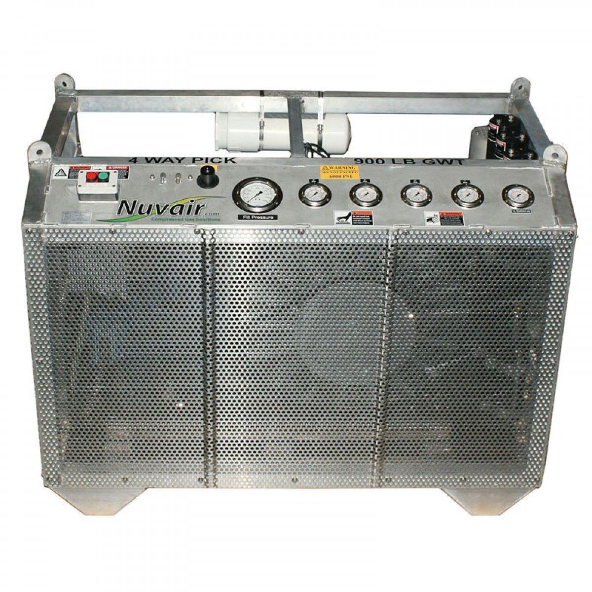 Nuvair MCH3036 Electric Open Frame Horizontal High