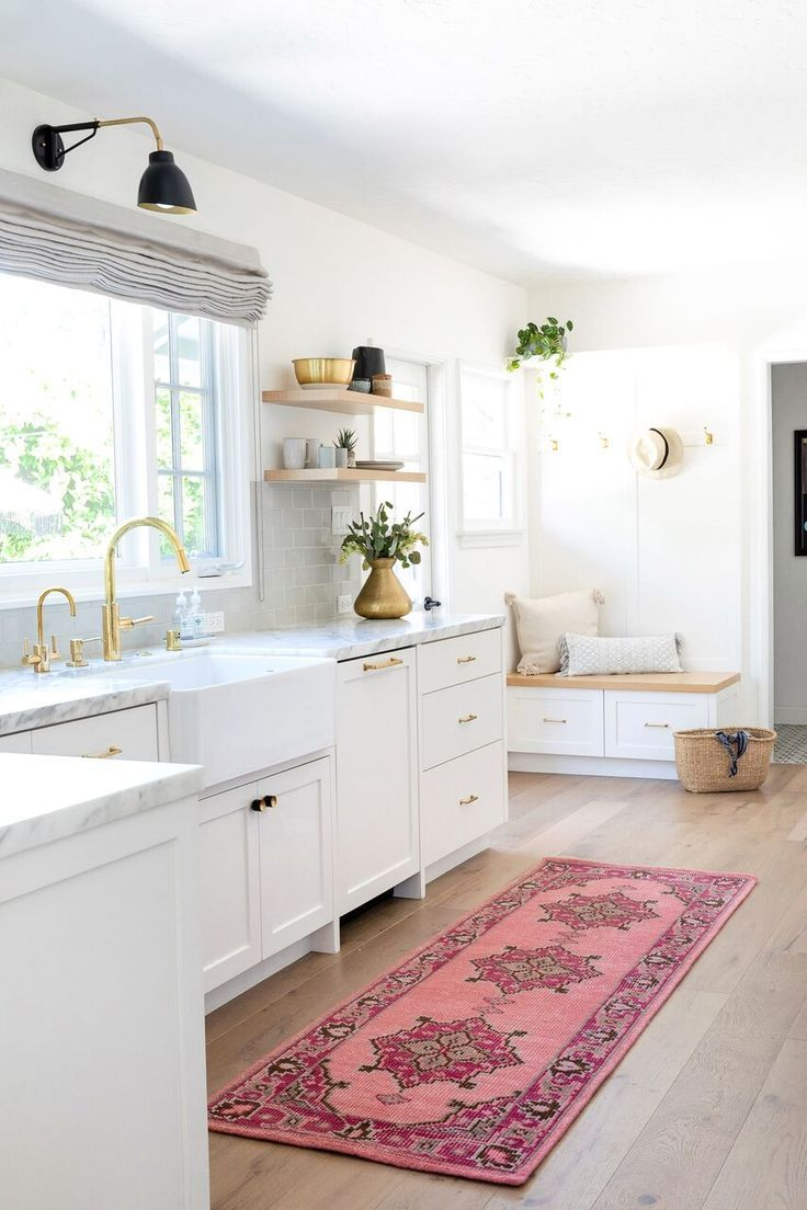 10 Modern Home Decorating Ideas That Ll Transform Any Traditional Space With Images: INSTANT REFRESH. Proof That A Rug Can Completely Transform Your Space. Click For Our Whol